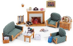 Sylvanian Families  accessoires Luxe woonkamerset 2959