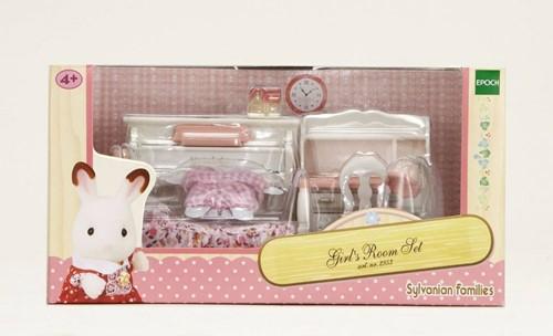 Sylvanian Families  accessoires Girl's room set 2953-2