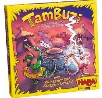 Haba  bordspel Tambuzi! 301101