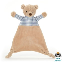 Jellycat Thomas Bear Soother - 23 CM
