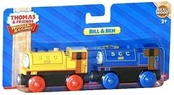 Thomas and Friends  houten trein Bill & Ben