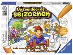 Ravensburger  Tiptoi educatief spel Reis door de seizoenen