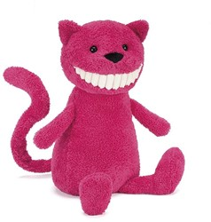 Jellycat  pluche knuffel Toothy Cat - 36 cm