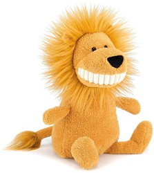Jellycat  pluche knuffel Toothy Lion - 36 cm