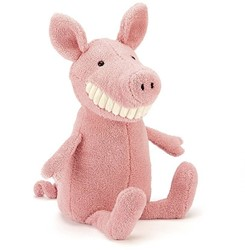 Jellycat  pluche knuffel Toothy Pig - 36 cm