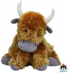 Jellycat knuffel Truffles Highland Cow Large -42cm