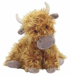 Jellycat Truffles Highland Cow Medium - 23cm