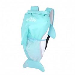 Trunki zwemtas PaddlePak Splach dolfijn lichtblauw