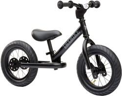 Trybike loopfiets staal Zwart - tweewieler