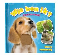 YoYo Books  voorleesboek Wie ben ik - Dieren rondom mij