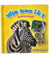 YoYo Books  voorleesboek Wie ben ik Wilde dieren