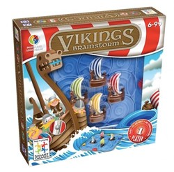 Smart Games  puzzelspel Vikings