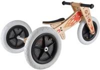Wishbonebike  houten loopfiets 3 bikes in 1 - Vlammen-2