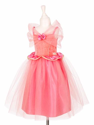 Souza Olivia jurk, roze, 3-4 jr/98-104 cm (1 stuk)