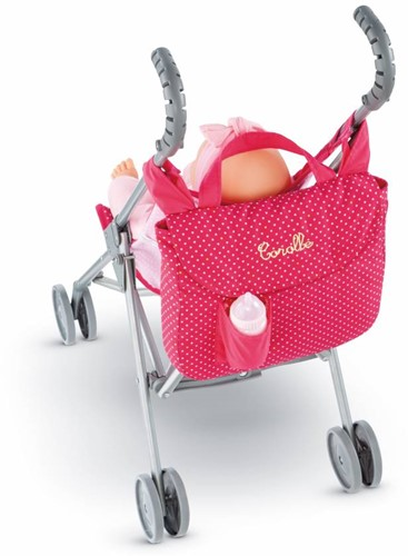 Corolle pop Cherry Stroller Bag  CLM96-1