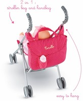 Corolle pop Cherry Stroller Bag  CLM96-2