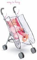 Corolle pop Stroller Rain Cover CLN00