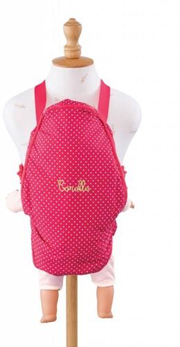 Corolle poppenkleding Baby Doll Sling Cherry  CMW90-1