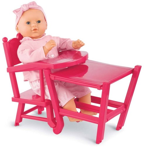 Corolle pop High Chair Cherry  CMW93-3