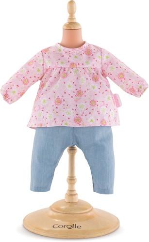 Corolle Mon Grand Poupon kleding Blouse & Pants 42cm