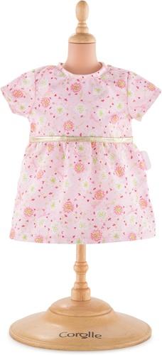 Mon Premier Poupon BB12'' DRESS - PINK