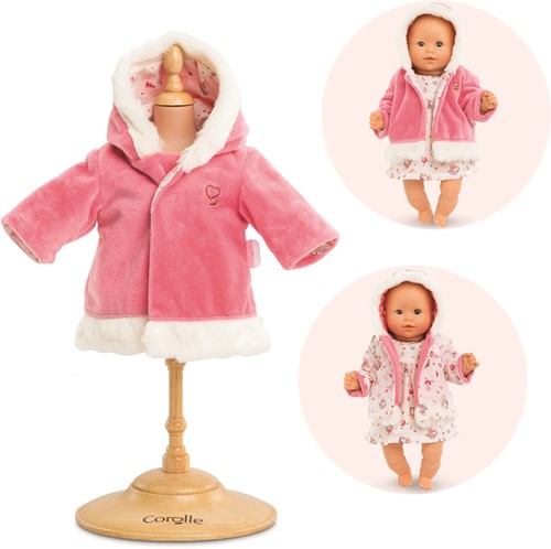 Corolle Mon Premier Poupon kleding Coat- Enchanted Winter 30 cm