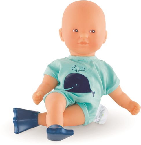 Mon Premier Poupon MINI BATH - BLUE
