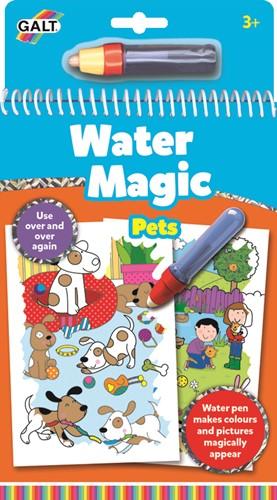 Galt Magisch Kleuren Met Water - Huisdieren