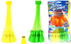 Planet Happy - Buitenspeelgoed - Water Bombs - 2x bundel a 37 ballon