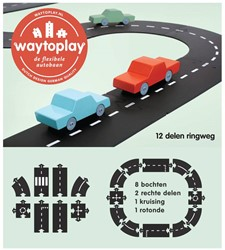 Waytoplay  speelstad weg Ringweg 12-delig