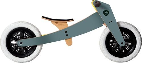 Wishbonebike houten loopfiets 3-bikes-in-1 grijs-2