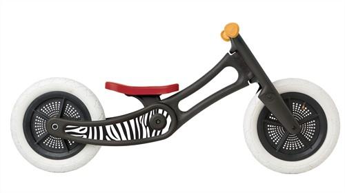 Wishbonebike loopfiets accessoires Stickers Zebra Recycled-2