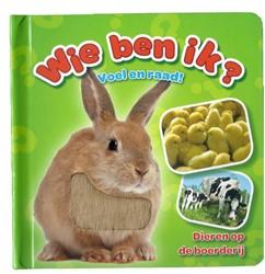 YoYo Books  voorleesboek Wie ben ik boerderijdieren