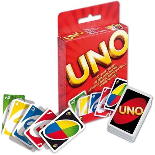 Mattel  kaartspel Uno-2