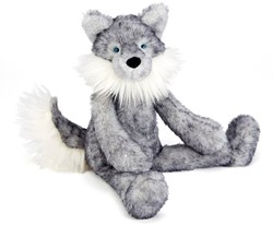 Jellycat  Woodlander Wolf - 35 cm