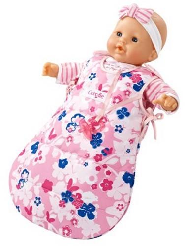 Corolle  Mon Classique poppen accessoires Baby slaapzakje X0505-2