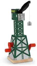 Thomas and Friends  houten trein Cranky Crane