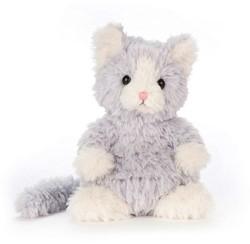 Jellycat knuffel Yummy Kitten -13cm